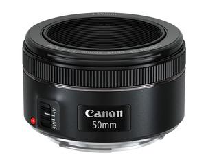 Obiektyw Canon EF 50mm f/1.8 STM