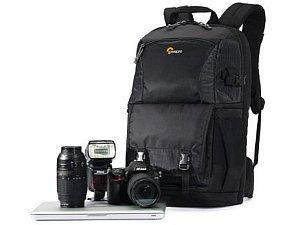 Lowepro Fastpack II - pojemne plecaki z szybkim dostępem do sprzętu