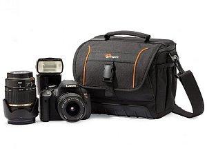 Lowepro Adventura - torby i kabury na aparaty każdego kalibru