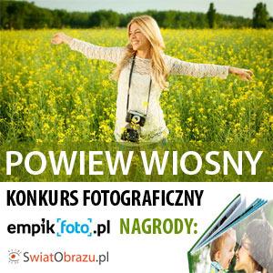 Powiew wiosny - konkurs fotograficzny