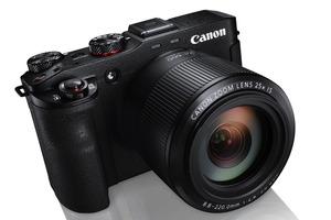 Canon PowerShot G3 X - kompaktowy superzoom