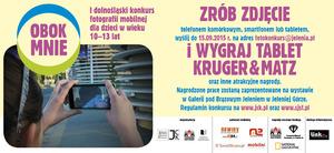 Dolnośląski konkurs fotografii mobilnej Obok Mnie