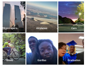 Google Photos - algorytm pomylił czarnoskórą parę z gorylami