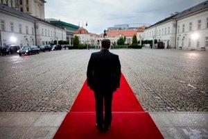 Prezydentura w obiektywie 5 fotografów