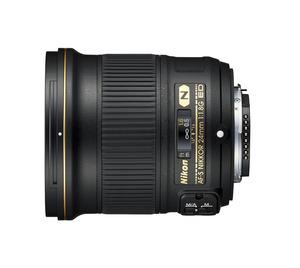 Nikkor AF-S 24-70 mm f/2.8E ED VR - szybszy, mocniejszy, stabilniejszy