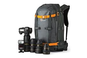 Plecaki fotograficzne Lowepro  Whistler BP 350 AW i Whistler BP 450 AW