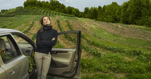 Zdjęcia Annie Leibovitz mają uratować największy szwajcarski bank