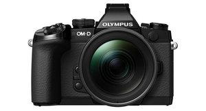 Olympus OM-D E-M1 oraz Olympus E-M5 Mark II - aktualizacja oprogramowania