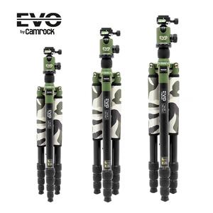 Camrock EVO Tactic - statywy dla fotografów przyrody