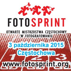 Ostatnie dni do startu: I Otwarte Mistrzostwa Częstochowy W Fotografowaniu. Fotosprint 2015
