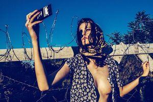 Zamieszki z udziałem syryjskich uchodźców inspiracją sesji modowej - fotograf potępiony