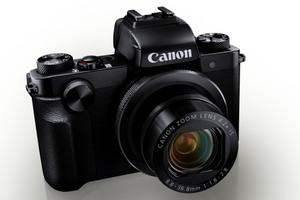 Canon PowerShot G5 X oraz Canon PowerShot G9 X
