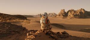 """NASA pokazała zdjęcia z Marsa związanych z akcją filmu """"Marsjanin"""""""