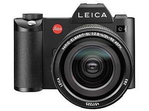 Leica SL – małoobrazkowy bezlusterkowiec z czerwoną kropką