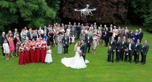 Drony W Fotografii ślubnej Swiatobrazupl