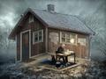 Najnowsze prace mistrza manipulacji - Erik Johansson opowiada o swojej twórczości