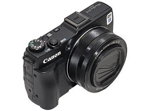 Canon PowerShot G1 X Mark II - test aparatu kompaktowego