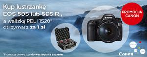 Canon EOS 5DS i EOS 5DS R w ofercie specjalnej