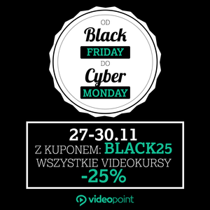 Od Black Friday do Cyber Monday