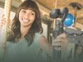 Stabilizator sprzężony z kamerami rejestrującymi obraz Gimbal OSMO