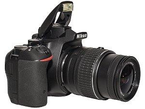 Nikon D5500 - test lustrzanki