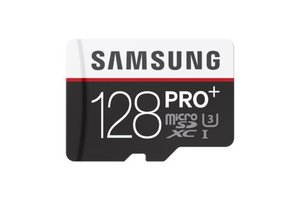 Samsung Pro Plus 128 GB - karta pamięci microSD