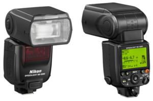 Lampa błyskowa Nikon SB-5000 sterowana radiowo