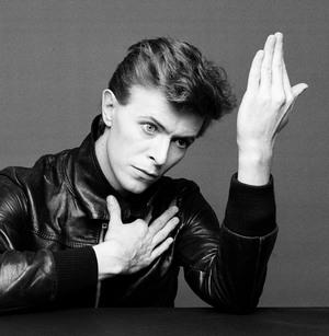 David Bowie w obiektywie fotografów