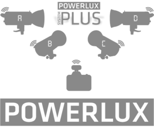 Powerlux System Plus - system bezprzewodowej współpracy z lampami studyjnymi