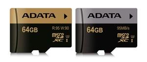 Szybkie karty pamięci microSD od ADATA