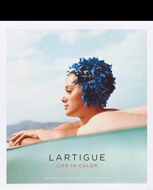 Lartigue został odkryty w wieku 68 lat i natychmiast dołączył do grona najwybitniejszych fotografów świata