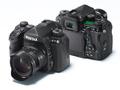 Pentax  K-1 - pierwszy pełnoklatkowy aparat cyfrowy marki Pentax