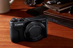 Canon PowerShot G7 X Mark II  z nowym procesorem DIGIC 7
