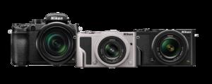 Nikon DL - kompaktowe aparaty premium
