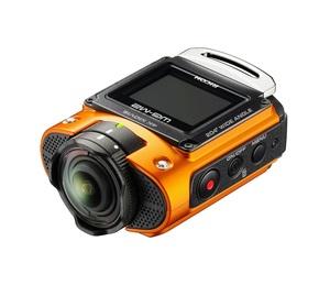 RICOH WG-M2 - wodo- i wstrząsoodporna kamera z ultra szerokokątnym obiektywem 204 stopni