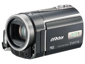 JVC i pierwsza kamera z 1.3 calowym dyskiem twardym