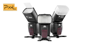 Lampy błyskowe PIXEL X800 oraz PIXEL X800 PRO