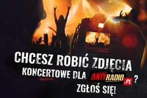 Antyradio.pl poszukuje fotografa koncertowego