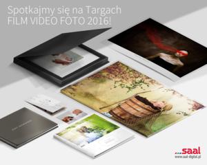 Co warto zobaczyć na Targach Film Video Foto w Łodzi: Saal Digital