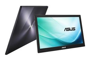 ASUS MB169C+  -  nowa generacja mobilnych monitorów