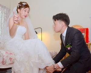 Potworne zdjęcia ślubne