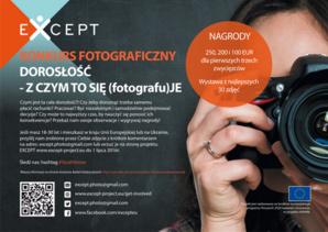 Dorosłość - konkurs fotograficzny