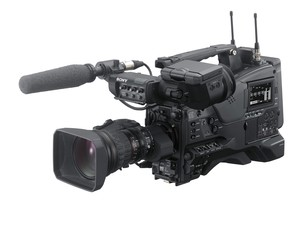 """Sony XDCAM PXW-Z450 4K - naramienny kamkorder  z przetwornikiem obrazu typu 2/3"""""""