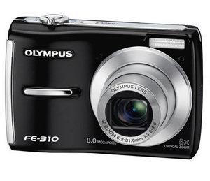 Olympus FE - 310, FE - 340 oraz FE - 350 - w sam raz dla początkujących