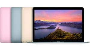 MacBook z nowymi procesorami i wydajniejszą grafiką