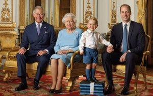Kulisy powstania zdjęcia na okolicznościowe znaczki pocztowe Brytyjskiej Rodziny Królewskiej