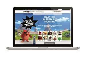 Konkurs fotograficzny Panasonic i Angry Birds