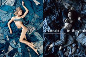Jack Hawkins oskarża firmę Calvin Klein o plagiat
