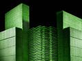 Futurystyczna architektura z gumy do żucia w obiektywie Sama Kaplana