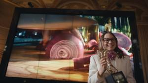Zabawna i nie pozbawiona ironii reklama funkcji nagrywania filmów w 4k
